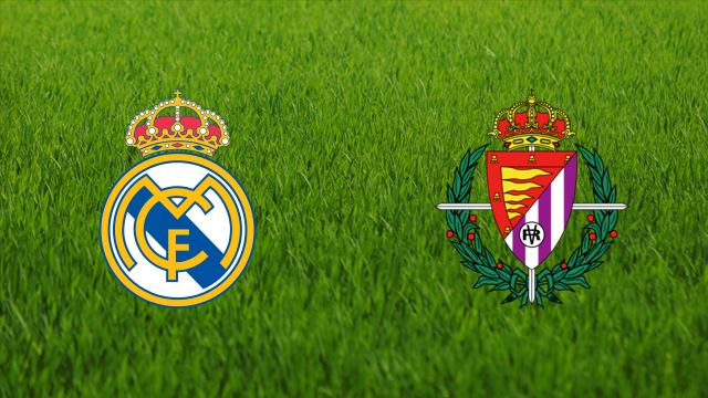 Real Madrid vs Valladolid