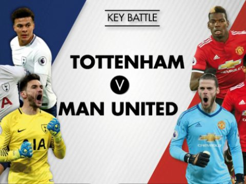 Tottenham vs Man Utd