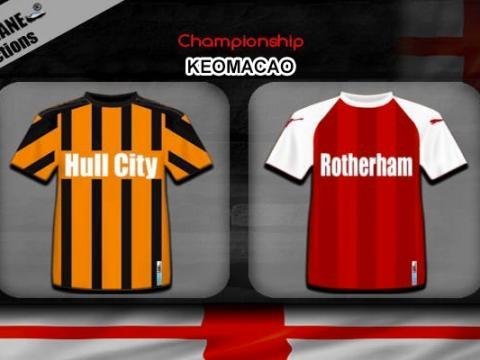 Hull City vs Rotherham