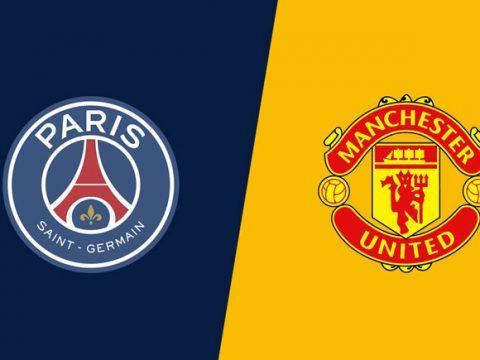 PSG vs Man Utd