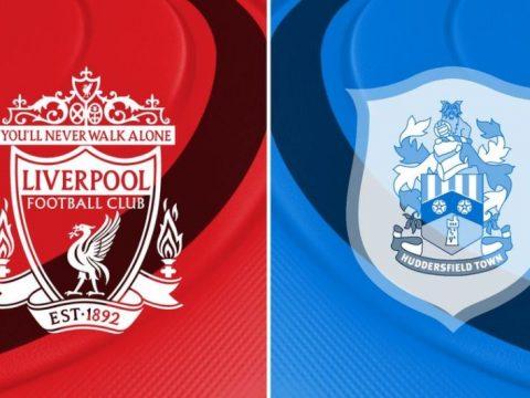 Liverpool vs Huddersfield