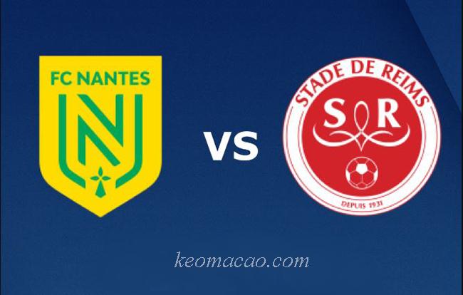 soi keo Nantes vs Reims