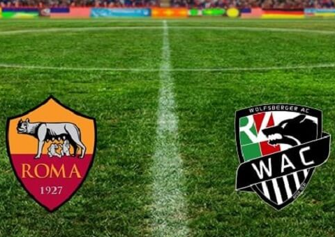 AS Roma vs Wolfsberger